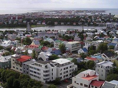 Hlavní město Islandu: Rejkjavík