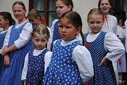 Květinová slavnost na zámku Lešná u Valašského Meziříčí; sobota 19. května 2018