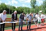 Slavnostního otevření se zúčastnili také představitelé města.