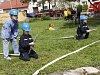 Celou řadu soutěží absolvují mladí hasiči z Vyškovska, na snímku je klání v Kroužku z minulé soboty. Umějí ale pomoci také svému okolí, což chtějí dokázat účastí v projektu Tři dny pro hrdiny.