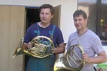 Milan a Vlastimil Jiráčkovi