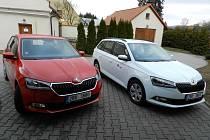 Dostupnější i spolehlivější služby. To si charita slibuje od nákupu dvou nových aut.