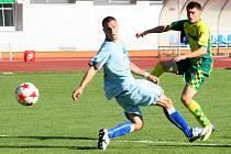 Ve druhém kole moravskoslezské divize D remizovali fotbalisté MFK Vyškov s Fatrou Napajedla 1:1.