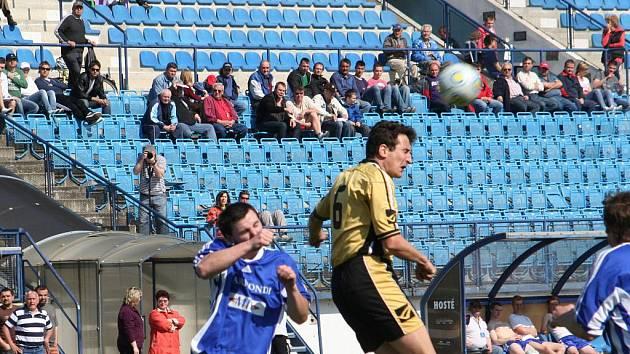 V okresním derby jasně dominovaly Bohdalice, FKD porazily 3:0.