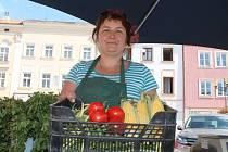 Farmářské bedýnky s čerstvou zeleninou a ovocem jsou podle prodejců na Vyškovsku stále populárnější. K častým zákazníkům, jak tvrdí, tak už nepatří jen vegetariáni.