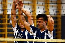 Ve finále třetího ročníku Memoriálu Karla Lázničky ve Šlapanicích zvítězil extraligový Volejbal Brno nad druholigovým Sokolem Bučovice 2:0.