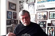 Josef Špidla miluje historii, píše knihy a lidé ve Vyškově ho znají jako šéfredaktora místních novin.