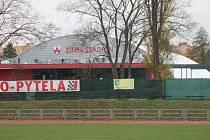 Zimní stadion Vyškov.