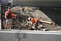 Oprava mostu má za cíl zlepšit jeho stavební stav a prodloužit i jeho životnost. Ilustrační foto