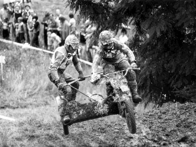 Bučovická trať byla proslavená v Československu i za hranicemi. Jezdili tam vynikající závodníci ze socialistických i západních zemí. Těšil je obrovský zájem diváků.