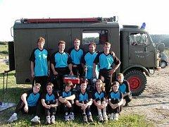 Sbor dobrovolných hasičů z Křižanovic