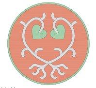 Jako erb rodu Kouniců bude vypadat kruhový záhon na nádvoří slavkovského zámku. Má mít antukový podklad, v němž zahradníci vysázejí svatolinu krásnou a cypřiškovou.
