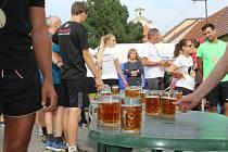 V hlavní roli běh a pivo. Ve Slavkově po pětačtyřicáté pořádali tradiční závod