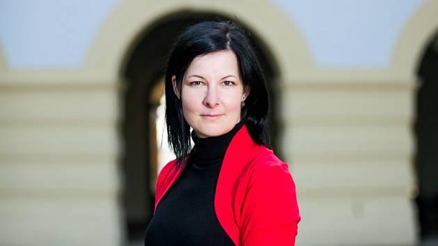 Eva Oubělická.