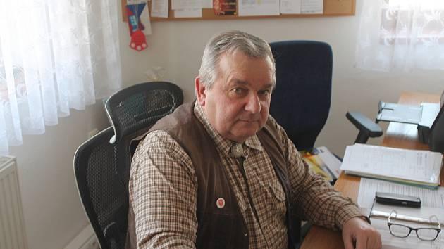 Starosta Letonic Jiří Skokan.
