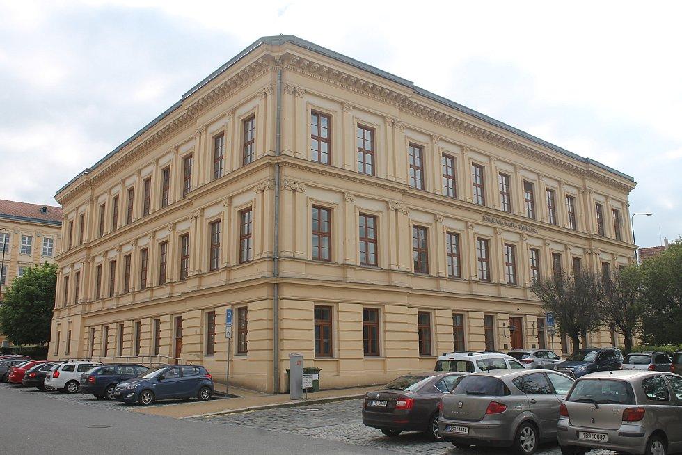 Knihovna Karla Dvořáčka. Ilustrační foto.