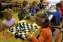 Dům dětí a mládeže uspořádal den otevřených dveří. Největšímu zájmu se těšila autíčková dráha a také letecké modelářství. Mnozí zájemci si vystáli frontu, aby si na obličej nechali namalovat ornamenty. Některé děti neváhaly ani usednout k šachovnicím.
