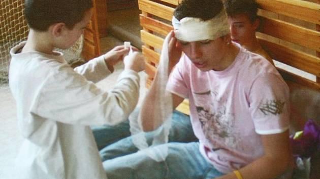 Vycházet si vstříc, tolerovat jeden druhého, dokázat si navzájem pomoci. Nejen to se během celého školního roku učí žáci Základní školy Purkyňova ve Vyškově.