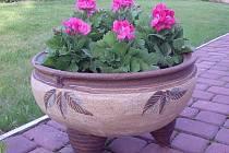 Kunštátská keramika manželů Hluštíkovích