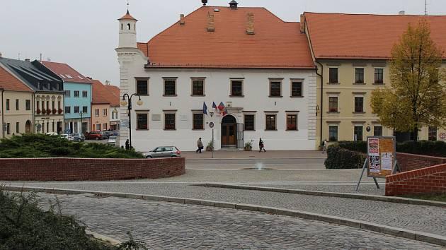 Slavkovská radnice