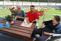 Dobrovolníka z Turecka hostí letos vyškovská charita.