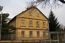 Druckerova vila v Bučovicích.
