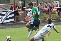 Rousínovský fotbalový A tým chce zopakovat dobré umístění z loňské divize i v letošním roce.