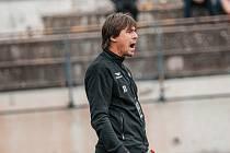 Jan Trousil, trenér MFK Vyškov.