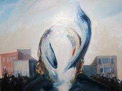 Výstava malířky Anny Sypěňové je k vidění v Turistickém informačním centru ve Vyškově.