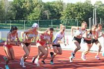 Mistrovství republiky v běhu na 10 kilometrů mužů, žen a juniorů ve Slavkově u Brna.