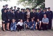 Sbor dobrovolných hasičů Dobročkovice.