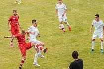 Fotbalisté Vyškova sice v prvním domácím klání remizovali s Líšní, ve druhém ovšem podlehli Táborsku.