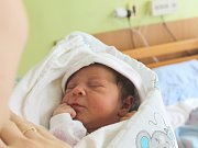 Mia Pobiecká, 47 cm, 2 890 g, 12. října 2016, Senec, Nemocnice Vyškov