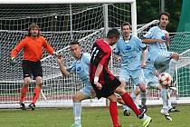 V utkání fotbalové divize porazil MFK Vyškov tým RSM Hodonín 1:0.