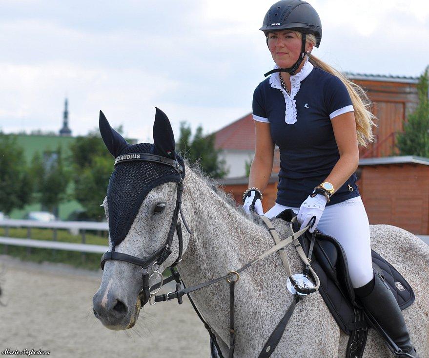 Pony Jumping Show se konala 21. a 22. 7. v Olomouci