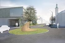 Pohled na to, jak by mohlo v budoucnu vypadat Sušilovo náměstí v Rousínově, přinesla architektonická soutěž Cena Petra Parléře, do které se město přihlásilo.