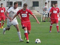 V úvodním utkání nového ročníku MSFL remizovali fotbalisté MFK Vyškov v Mohelnici s FK 2:2.