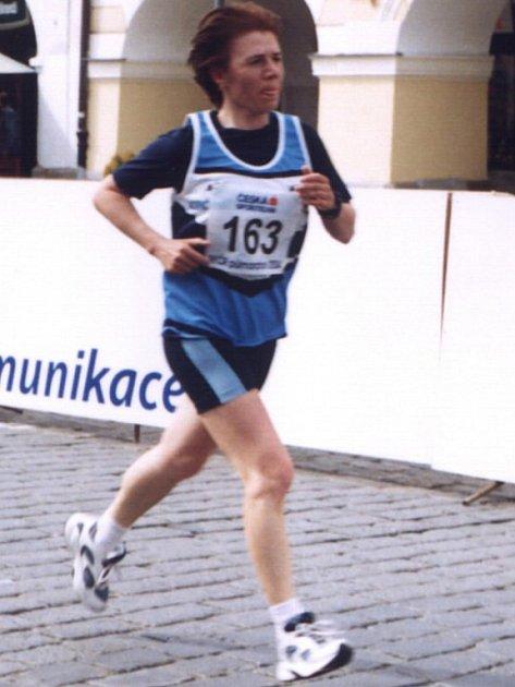 Anna Málková.