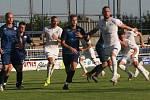 Snímky jsou z přípravného utkání MFK v Uherském Hradišti s 1. FC Slovácko (1:6)