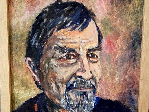 Jako v galerii impresionistů to vypadá u vyškovského malíře Radoslava Kočára.