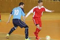V utkání II. futsalové ligy remizoval Nasan Brno s Amorem Vyškov 5:5.