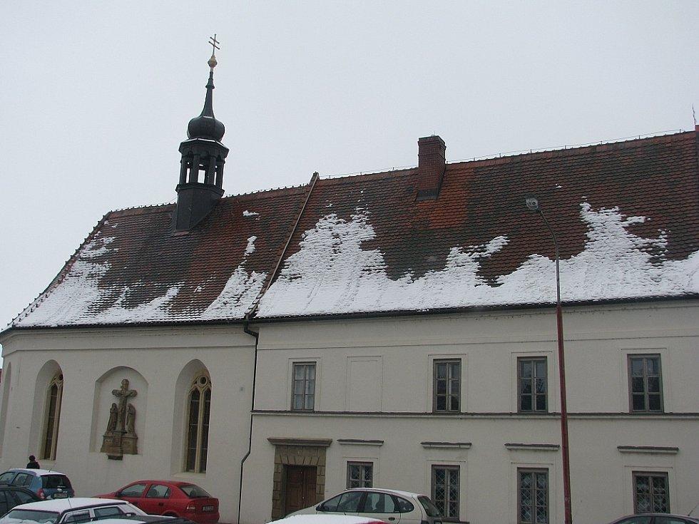 Kaple svaté Anny ve Vyškově