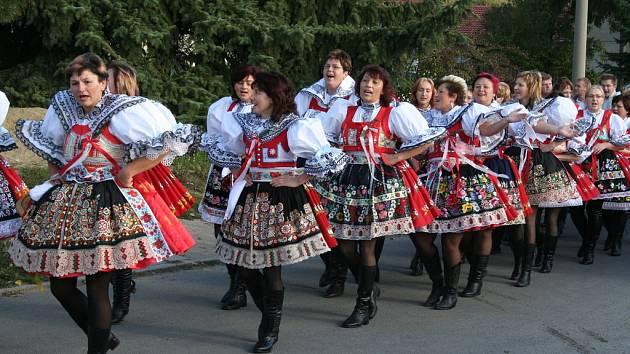Letošní babské hody v Otnicích se vydařily.