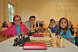 Mladí vyškovští šachisté. Okresní přebor SK Vyškov