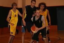 Vyškovští basketbalisté prohráli s Kyjovem.