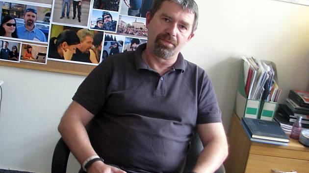 Stanislav Kolařík působil před svou prací na radnici jako učitel fyziky.