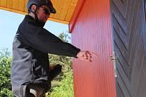 V pondělí policisté zkontrolovali sto šedesát chat v různých chatových oblastech na Vyškovsku.