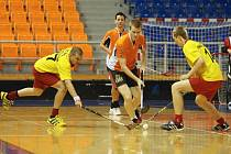 Vzájemný zápas Bučovických s Ivanovicemi. Prvně jmenovaní a favorité duelu vyhráli 5:1.