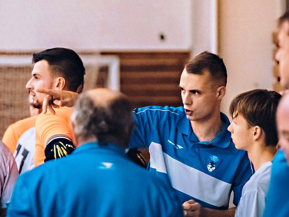 Trenér Vladimír Štrublík