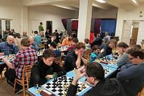 Snímky jsou z loňského Šachového loučení s uplynulým rokem ve Vyškově.